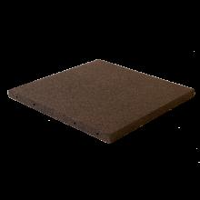 Faldunderlag 50 x 50 cm / 30 mm tyk - Sort