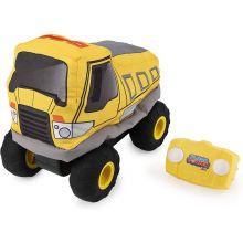 Fjernstyret bil i plys - Lastbil