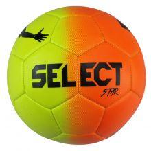 Fodbold Select str. 4 - Gul/Orange