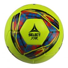 Fodbold Select str. 4 - Gul