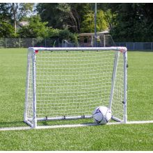 Fodboldmål i stål 1 stk. - 110 x 90 cm.