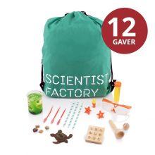 Forskerfabrikkens Pakkekalender - 12 pakker