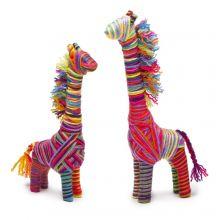 Garn Kit - Giraf