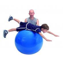 Gymnastikbold 95 cm blå