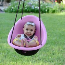 Gynge - Baby, Kiwi lyserød