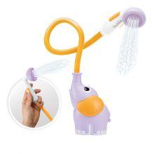 Håndbruser, batteridrevet - Elefant, lilla