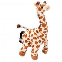 Hånddukke - Giraf