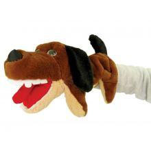 Hånddukke - Hund - Logopædisk