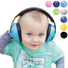 Høreværn 0-2 år - Ensfarvet