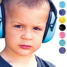 Høreværn 2-10 år - Ensfarvet