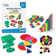 Hands-on matematik, 8-10 år