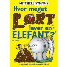 Hvor meget lort laver en elefant?
