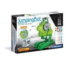 JumpingBot - Hoppende robot