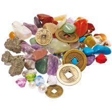 Juveler i stofpose