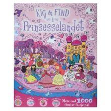 Kig & Find i Prinsesselandet