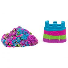 Kinetic Sand - Regnbue slot (141 gram)