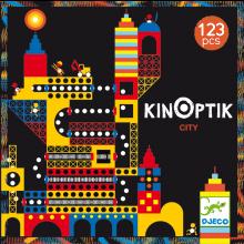 Kinoptik - Byen, 123 dele