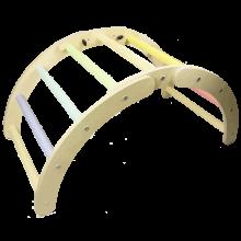 Klatrestativ - Pastel, Halvcirkel
