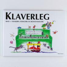 Klaverleg for børn, forældre og bedsteforældre