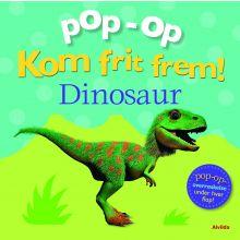 Pop-op - Kom frit frem! Dinosaur