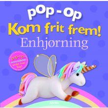 Pop-op - Kom frit frem! Enhjørning