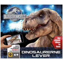 Kom tæt på Jurassic World