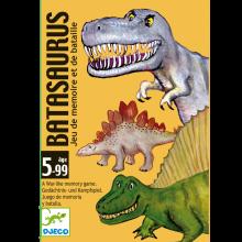Kortspil - Batasaurus (Dino krig)