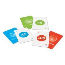 Kortspil - Lær at gange og dividere