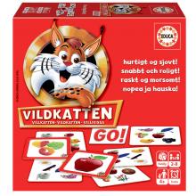 Kortspil - Vildkatten GO!