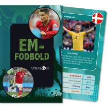 Kortspil - EM-fodbold