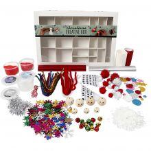 Kreativ kasse - Magisk jul