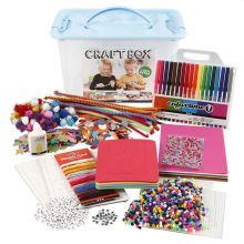 Kreativ kasse - Startsæt