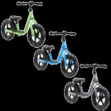 Løbecykel i metal   Skumdæk   Mellem