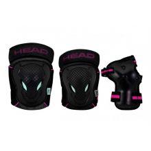 Løbehjul tilbehør - Beskyttelsesudstyr (Pink)