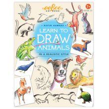 Lær at tegne - Dyr