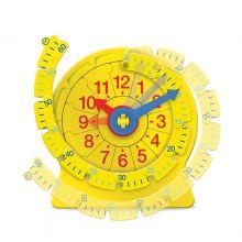 Lær Klokken - Med aftagelig tallinje
