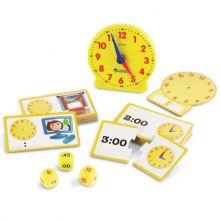Lær klokken - Aktivitetssæt
