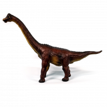 Dinosaur - Langhals i naturgummi