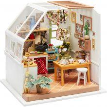 Lav et miniaturerum - Køkken