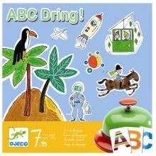 Leg & Lær-spil - ABC Dring!