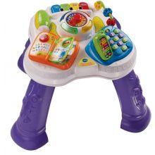 Lege- og aktivitetsbord med lyd og lys