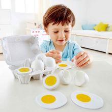Legemad - Æggebakke med 6 æg