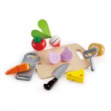 Legemad - Basisredskaber og madvarer
