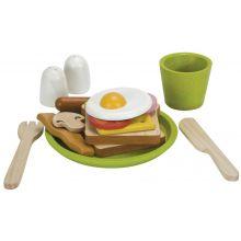 Legemad - Morgenmads-menu
