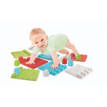 Legesæt med sansemåtter til baby
