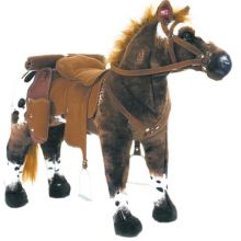 Hest 62 cm - Cowboy
