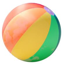 Ballonbold m. overtræk Mega