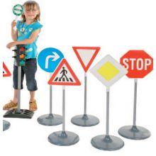 Trafikleg - Skiltesæt A