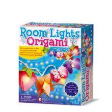 Lav din egen origami lyskæde