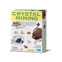 Udgrav krystaller
